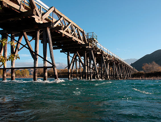 durabilidad puentes modulares