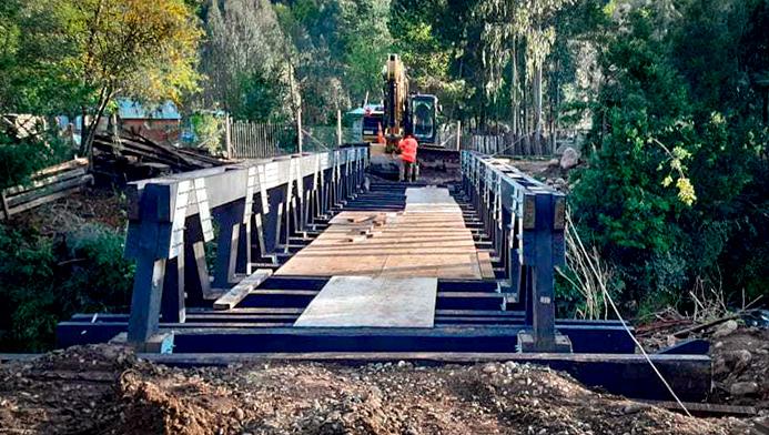 Construyendo un puente modular